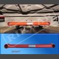 Усилитель жесткости Mitsubishi Lancer 9 задний (нижние рычаги)