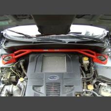 Усилитель жесткости передний цельный Subaru Forester SH и Subaru Impreza GH
