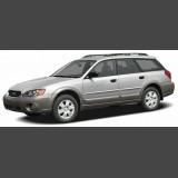 Усилители жесткости и распорки на Subaru Legaсy Outback (B13) 2003-2008