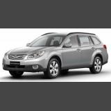 Усилители жесткости и распорки на Subaru Outback (B14) 2009-2014