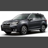 Распорки и усилители жесткости Subaru Forester SJ (2012-наст. вр.)