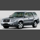 Усилители жесткости и распорки Subaru Forester SG