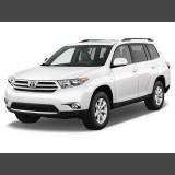 Усилители жесткости Toyota Highlander